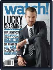 Watch! (Digital) Subscription March 27th, 2013 Issue