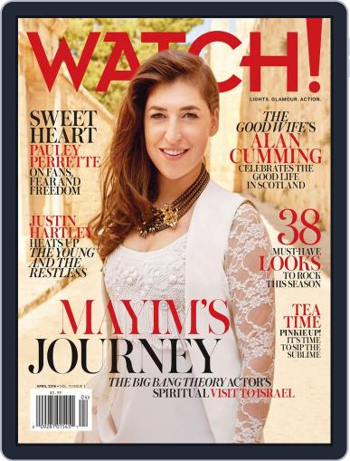 Watch! (Digital) April 13th, 2016 Issue Cover