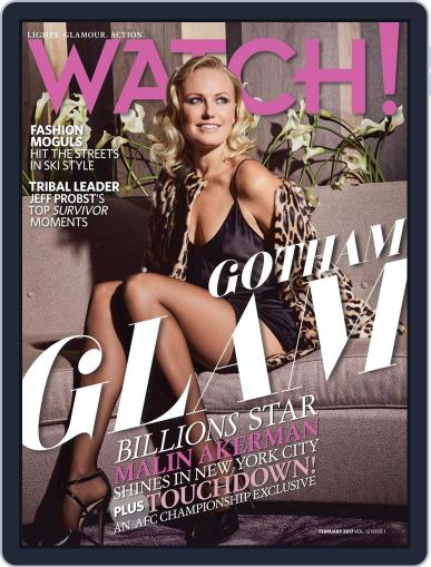 Watch! (Digital) February 1st, 2017 Issue Cover