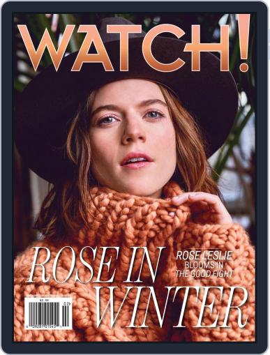 Watch! (Digital) February 1st, 2018 Issue Cover