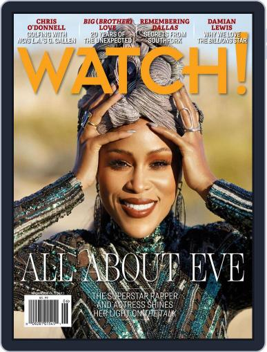 Watch! (Digital) June 1st, 2018 Issue Cover