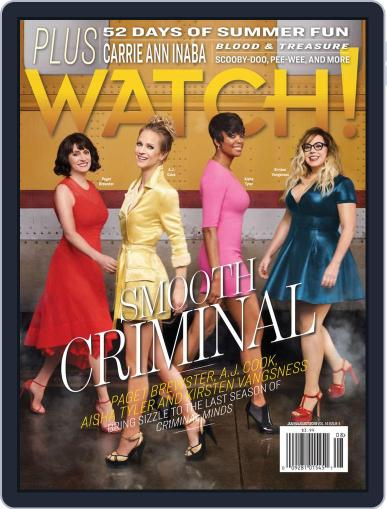 Watch! (Digital) July 1st, 2019 Issue Cover