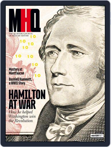 MHQ: The Quarterly Journal of Military History March 1st, 2017 Digital Back Issue Cover
