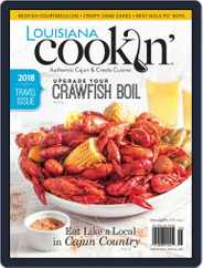 Louisiana Cookin' (Digital) Subscription May 1st, 2018 Issue