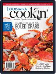 Louisiana Cookin' (Digital) Subscription July 1st, 2018 Issue
