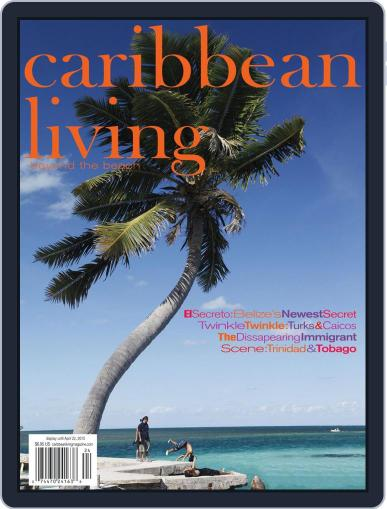 Caribbean Living January 28th, 2013 Digital Back Issue Cover