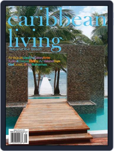 Caribbean Living April 26th, 2013 Digital Back Issue Cover