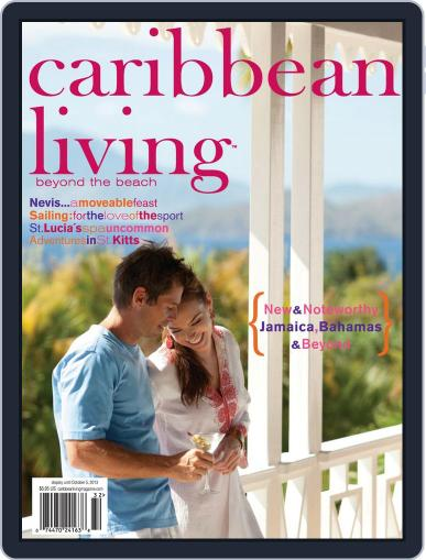 Caribbean Living July 19th, 2013 Digital Back Issue Cover