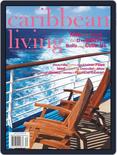 Caribbean Living December 31st, 2013 Digital Back Issue Cover