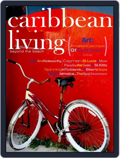 Caribbean Living July 7th, 2014 Digital Back Issue Cover