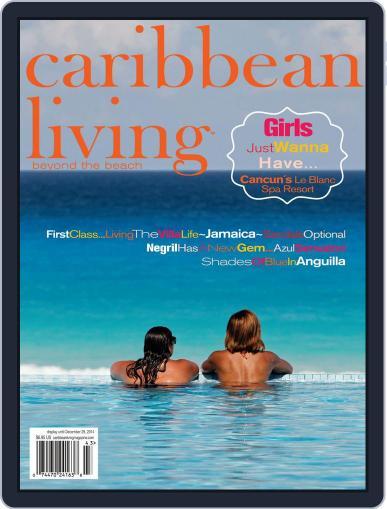 Caribbean Living September 1st, 2014 Digital Back Issue Cover