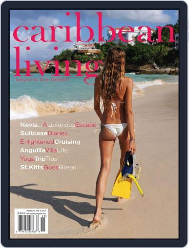 Caribbean Living June 1st, 2015 Digital Back Issue Cover
