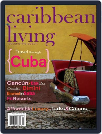Caribbean Living September 1st, 2015 Digital Back Issue Cover