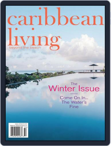 Caribbean Living December 14th, 2015 Digital Back Issue Cover