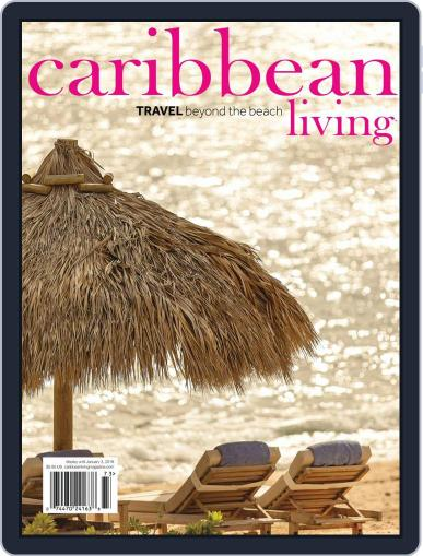 Caribbean Living September 1st, 2017 Digital Back Issue Cover