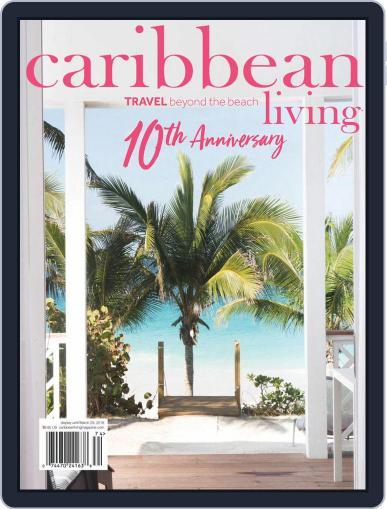 Caribbean Living December 1st, 2017 Digital Back Issue Cover