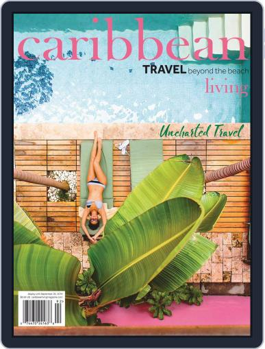 Caribbean Living July 1st, 2019 Digital Back Issue Cover