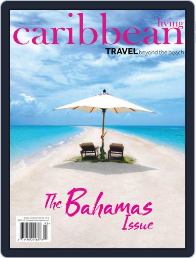 Caribbean Living December 1st, 2019 Digital Back Issue Cover