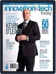 Innovation & Tech Today Magazine (Digital) Subscription December 1st, 2017 Issue