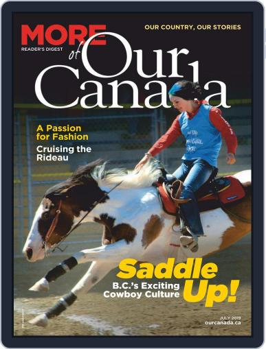 More of Our Canada (Digital) July 1st, 2019 Issue Cover