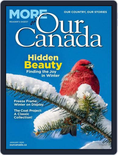 More of Our Canada (Digital) January 1st, 2020 Issue Cover