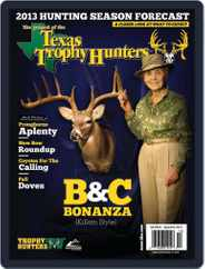 The Journal of the Texas Trophy Hunters (Digital) Subscription August 27th, 2013 Issue
