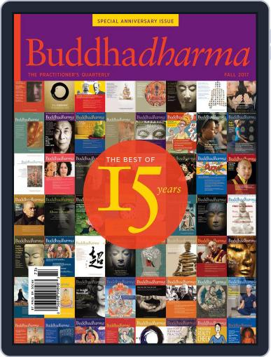 Buddhadharma: The Practitioner's Quarterly (Digital) July 24th, 2017 Issue Cover