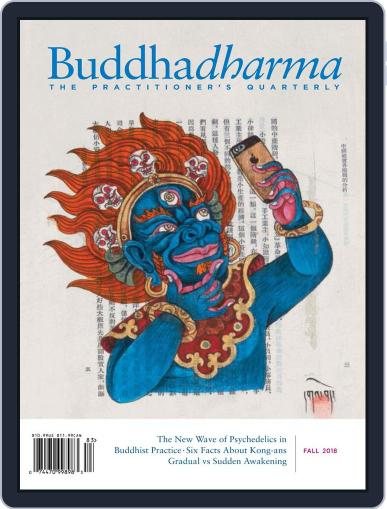 Buddhadharma: The Practitioner's Quarterly (Digital) September 1st, 2018 Issue Cover