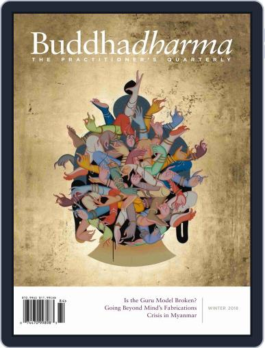 Buddhadharma: The Practitioner's Quarterly (Digital) October 19th, 2018 Issue Cover