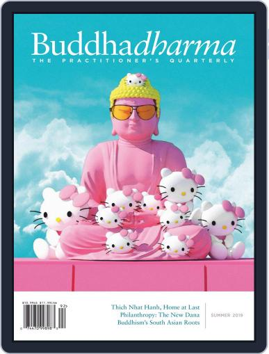 Buddhadharma: The Practitioner's Quarterly (Digital) April 22nd, 2019 Issue Cover