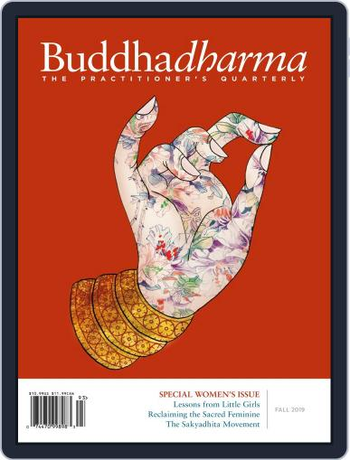 Buddhadharma: The Practitioner's Quarterly (Digital) July 26th, 2019 Issue Cover