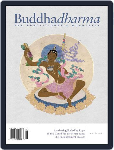 Buddhadharma: The Practitioner's Quarterly (Digital) October 25th, 2019 Issue Cover