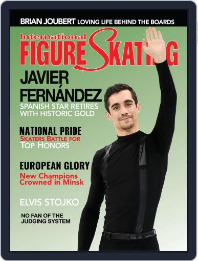 International Figure Skating (Digital) March 1st, 2019 Issue Cover