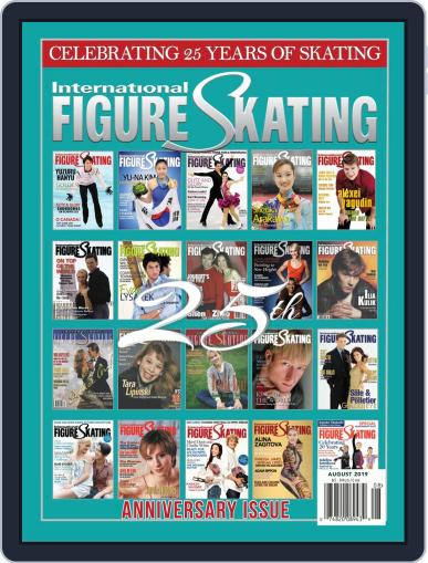 International Figure Skating (Digital) July 1st, 2019 Issue Cover