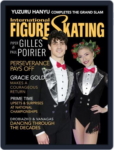International Figure Skating (Digital) April 1st, 2020 Issue Cover