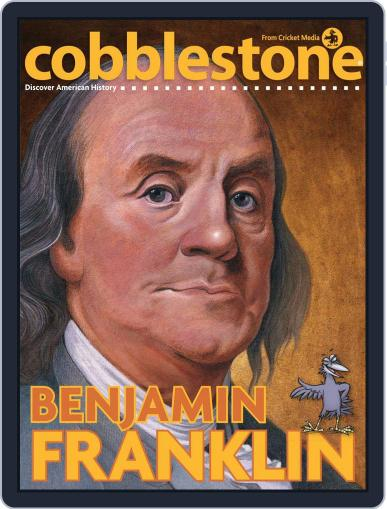 Cobblestone American History and Current Events for Kids and Children (Digital) October 1st, 2017 Issue Cover