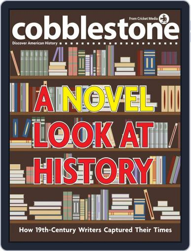 Cobblestone American History and Current Events for Kids and Children (Digital) November 1st, 2017 Issue Cover