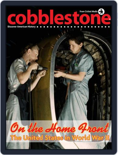 Cobblestone American History and Current Events for Kids and Children (Digital) April 1st, 2018 Issue Cover