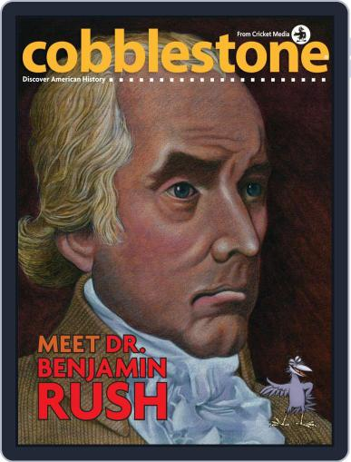 Cobblestone American History and Current Events for Kids and Children (Digital) September 1st, 2018 Issue Cover