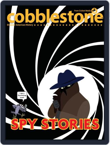 Cobblestone American History and Current Events for Kids and Children (Digital) October 1st, 2018 Issue Cover