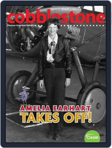 Cobblestone American History and Current Events for Kids and Children (Digital) March 1st, 2019 Issue Cover