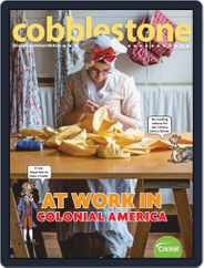 Cobblestone American History and Current Events for Kids and Children (Digital) Subscription September 1st, 2019 Issue