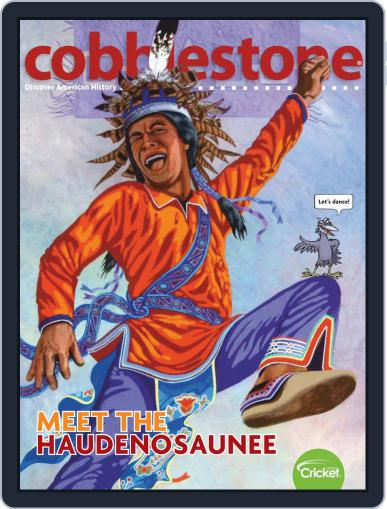 Cobblestone American History and Current Events for Kids and Children (Digital) November 1st, 2019 Issue Cover