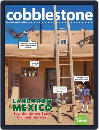 Cobblestone American History and Current Events for Kids and Children (Digital) January 1st, 2020 Issue Cover
