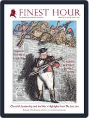 Finest Hour (Digital) Subscription April 25th, 2013 Issue