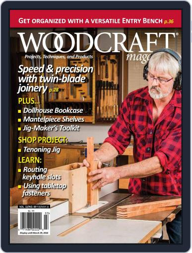 Woodcraft (Digital) January 18th, 2016 Issue Cover