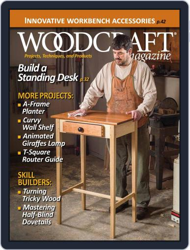 Woodcraft (Digital) March 14th, 2016 Issue Cover