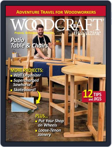 Woodcraft (Digital) May 16th, 2016 Issue Cover