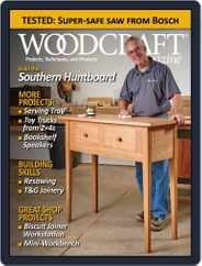 Woodcraft (Digital) Subscription October 1st, 2016 Issue