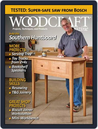 Woodcraft (Digital) October 1st, 2016 Issue Cover